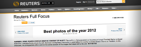 Best photos of the year 2012 Top 50 Photography Posts 2012