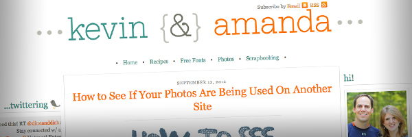 How to See If Your Photos Are Being Used On Another Site  Top 50 Photography Posts 2012