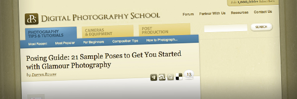 Posing Guide 21 Sample Poses to Get You Started with Glamour Photography Top 50 Photography Posts 2012