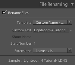 Screen shot 2013 03 18 at 13.28.381 A Beginners Guide to Adobe Lightroom 4