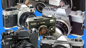 10 Classic Film Cameras for Less Than $100