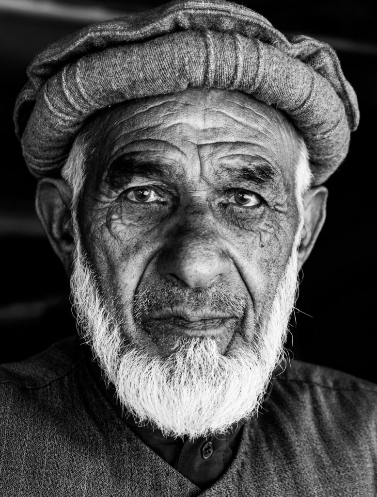 What is street photography - Veteran Tribesman Pakistan by Imran Zahid
