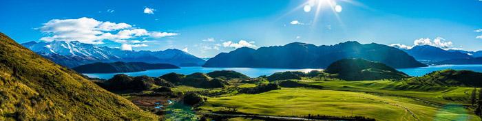 wanaka - breathtaking landscape locations
