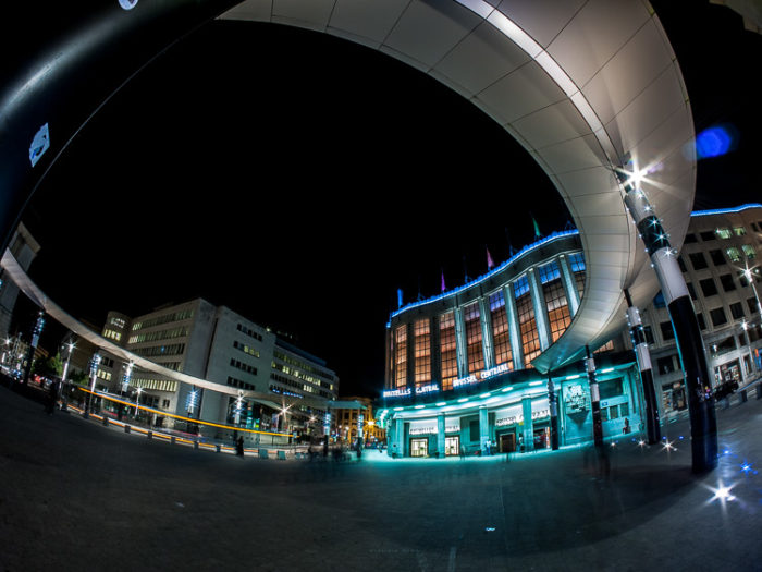 Fisheye Lens Photography: Curved leading lines