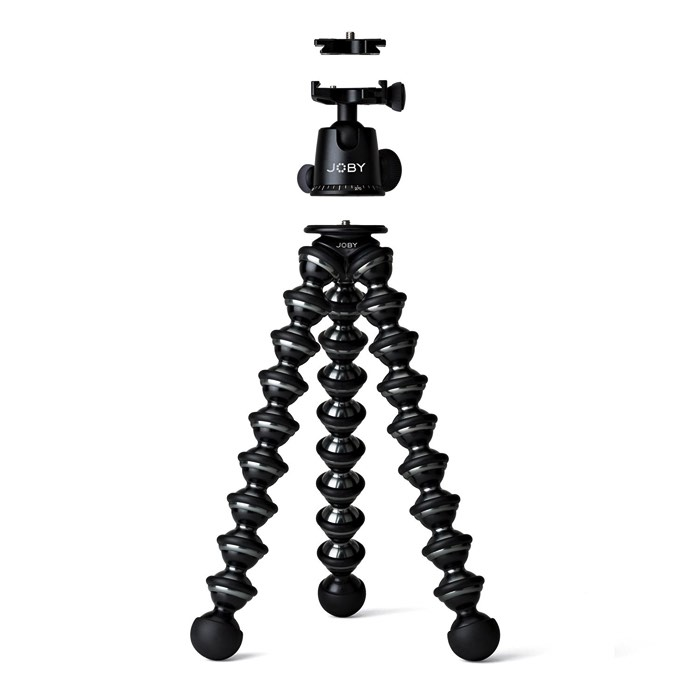 Tripods for Landscape Photography: Joby Gorillapod Focus tripod product photo