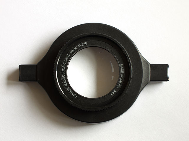 Macro Photography Accessories - Raynox Filter