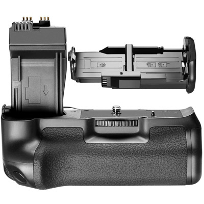 The battery grip for DSLRs isa great idea for photographers