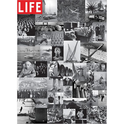 The LIFT photographic jigsaw puzzle is a great gift for a photographer