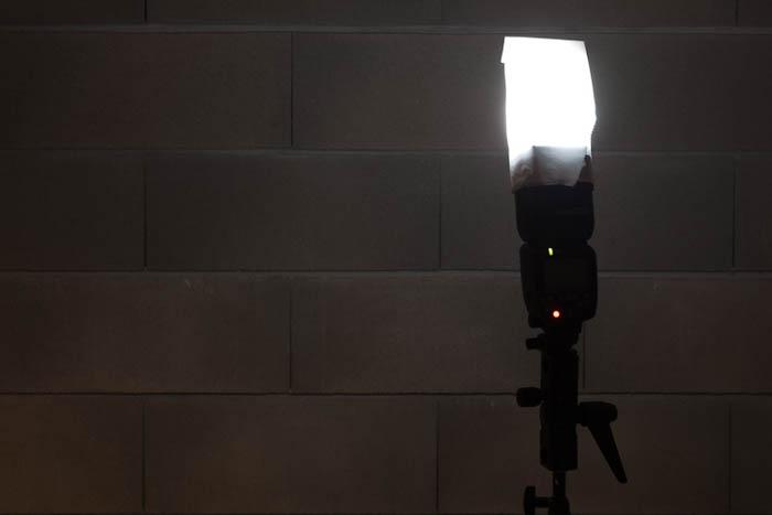 DIY lighting softener