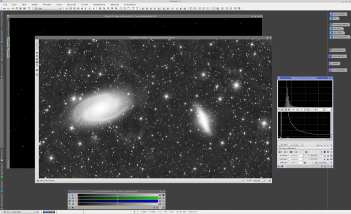 PixInsight is the all-round go-to software for astrophotography