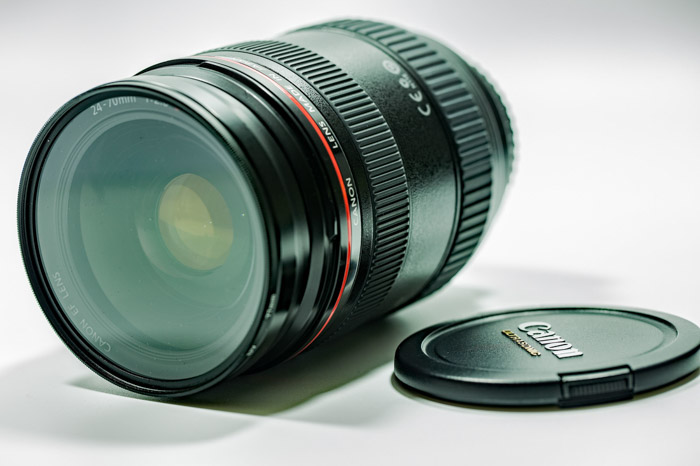 The canon 24-70mm lens is a great piece of glass for boudoir photography