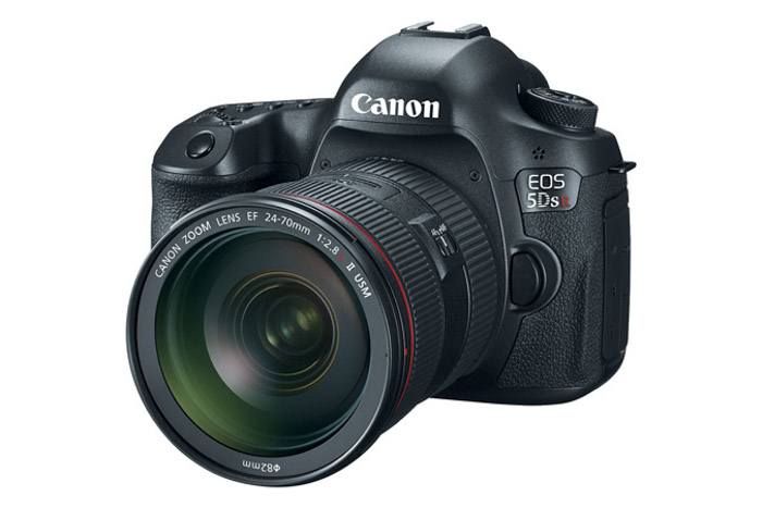 The Canon EOS 5DS R DSLR Camera