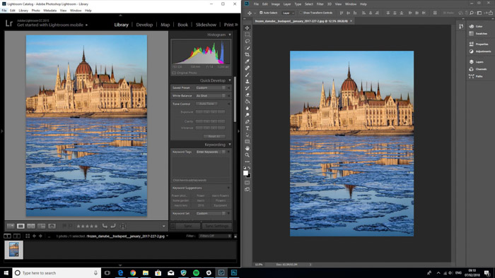 Is Adobe Photoshop or Lightroom better software for editing?