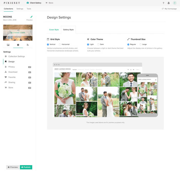 Pixieset Review Deliver Photos In A Professional Manner