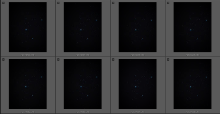 editing deep sky objects