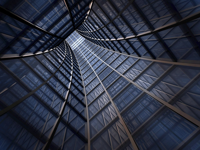 Just by changing your perspective, you can capture some very interesting abstract photography images