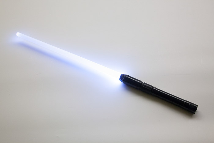Star Wars Toy Lightsaber
