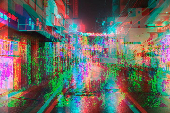Glitch art is just one way to create fine art photography