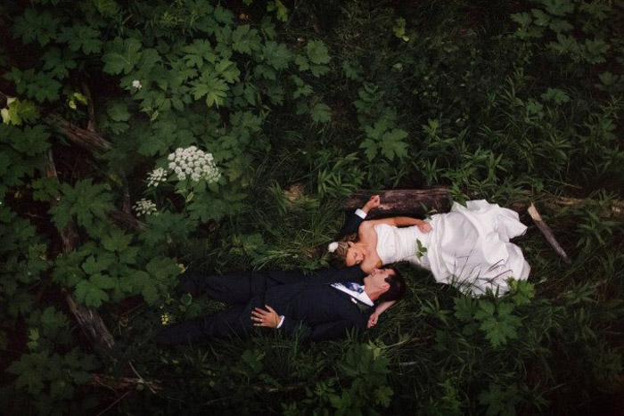 The location and how you use it helps to create beautiful wedding fine art photography