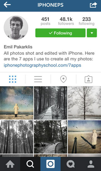 Learning how to get noticed through Instagram will help your smartphone photography considerably