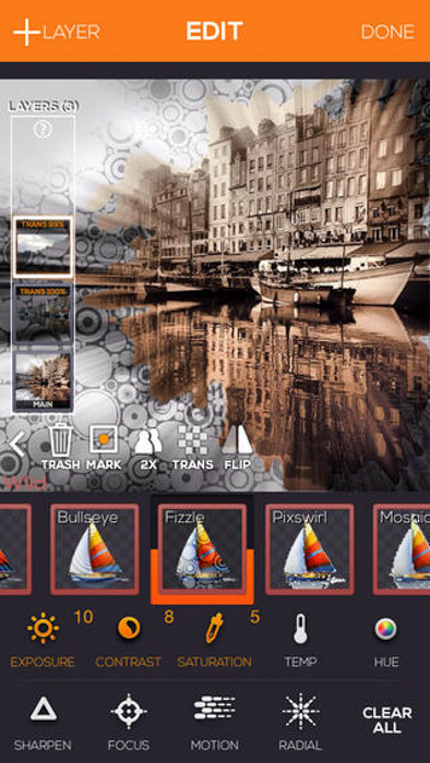 Layrs is a great app to create composites in your smartphone photography