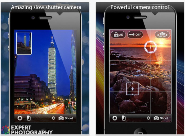 Magic Shutter is a great app for your smartphone photography