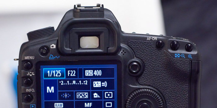 The three values of camera settings to use for your product photography
