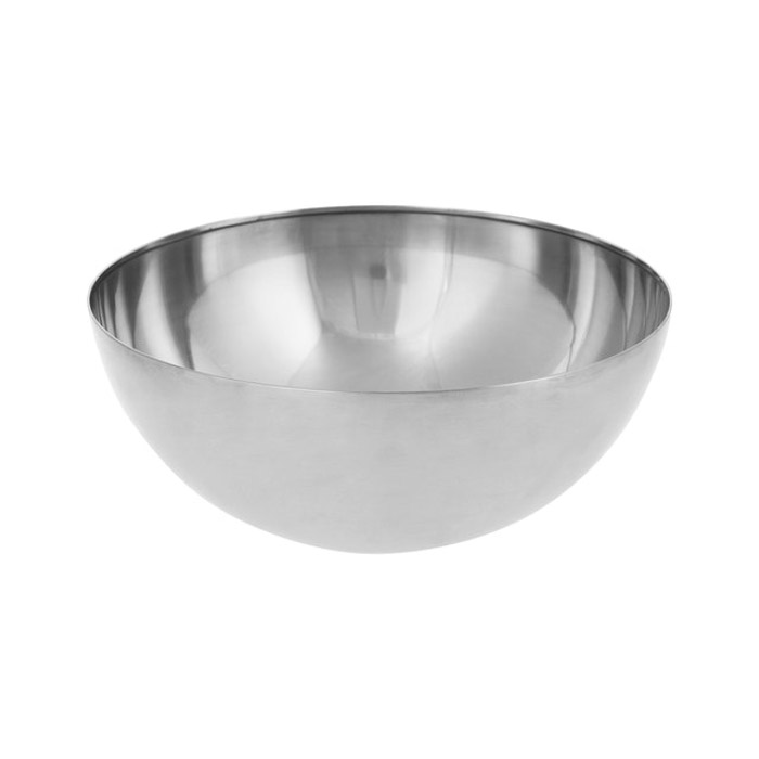 A blanda blank metal bowl can easily become a beauty dish for product photography