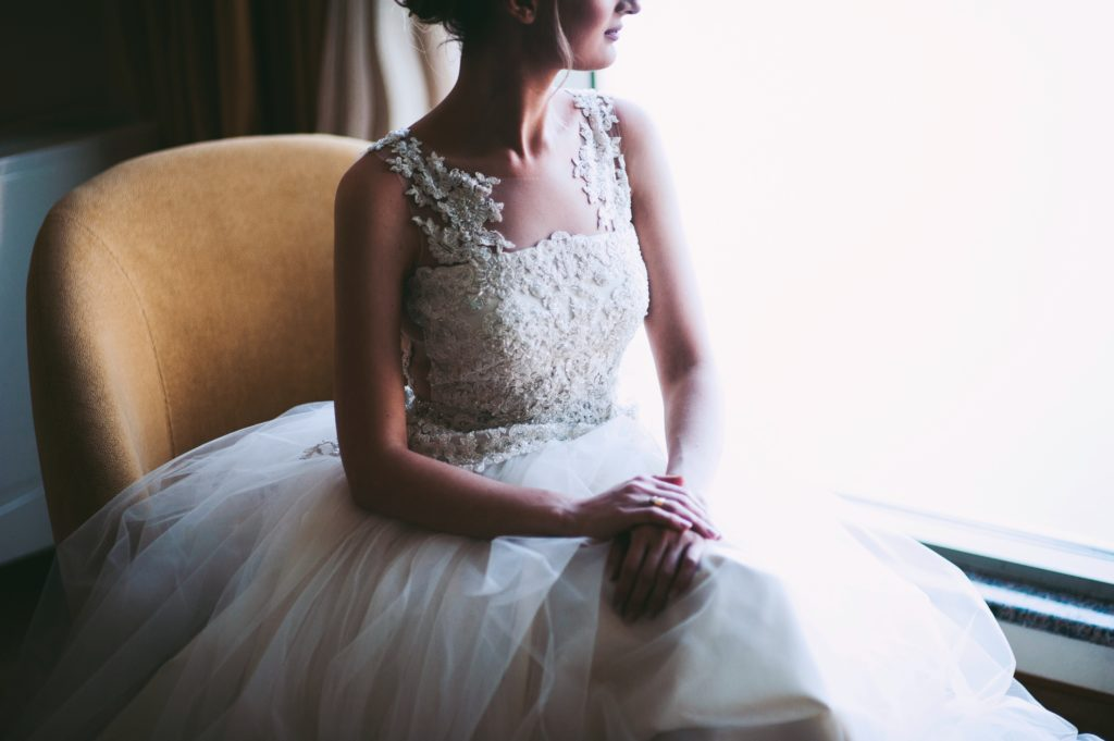 Photographing the bride as she prepares for her big day is a major part of wedding photography