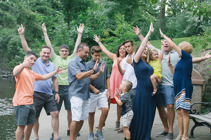Documenting your family is a great way to get that natural family photography shot