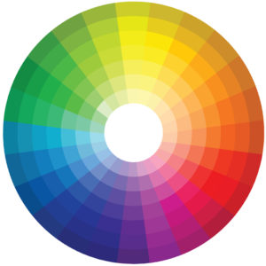 photography colour chart