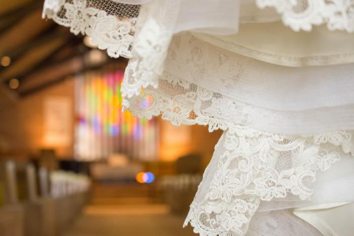 wedding photography detail shot wedding dress