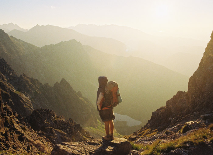 Travelling solo helps you to define your own path in your adventure photography search