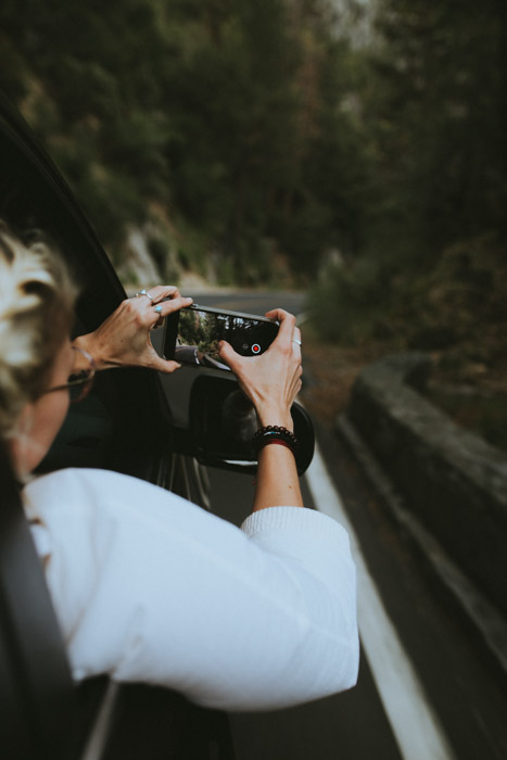 Your smartphone is a great choice in camera for adventure photography