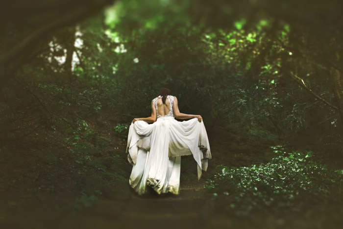 Freelensing is a great way to creat interesting DIY photography images