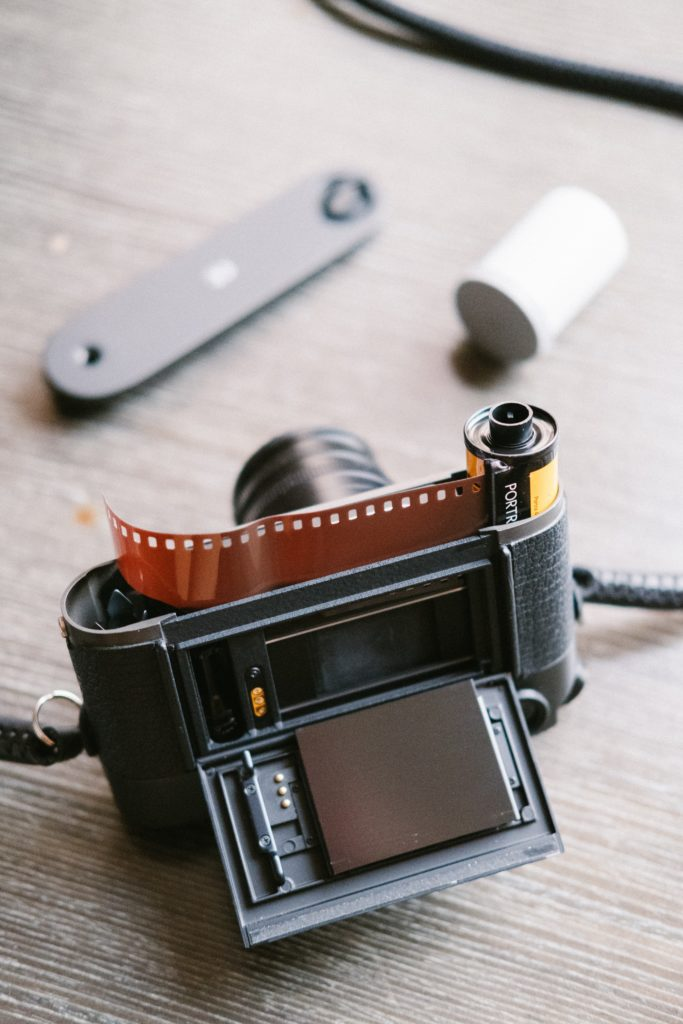 Pushing or pulling film gives it a wider range of exposures which is great for film photography