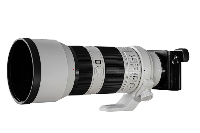 telephoto lens for landscape photography
