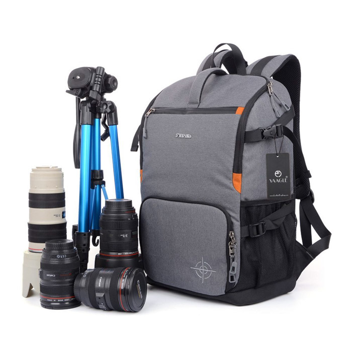 A backpack is essential in carrying all of your equipment for your wildlife photography