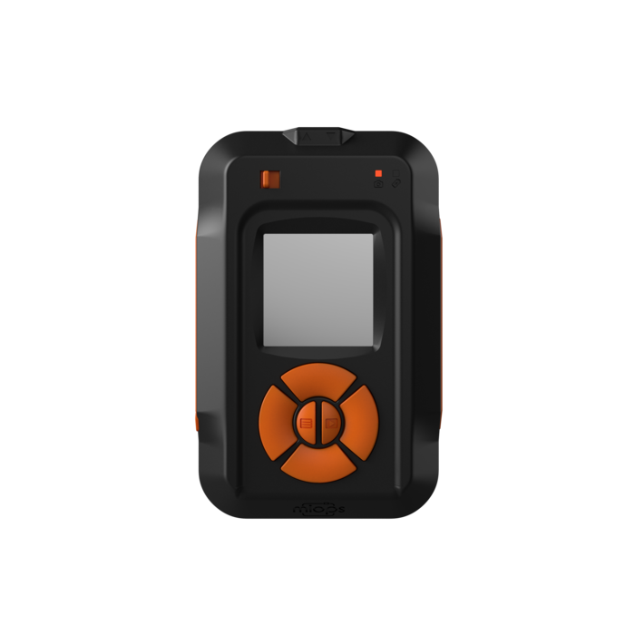 Image of a MIOPS Smart Trigger on white background