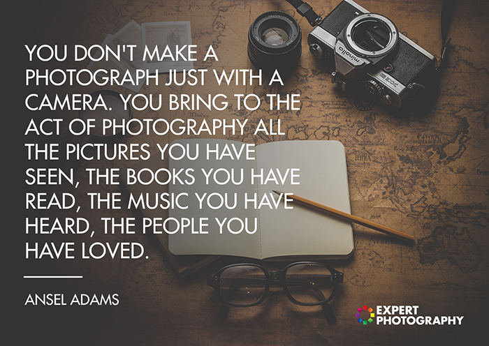 32 Photography Quotes To Inspire You To Shoot Famous Photographers