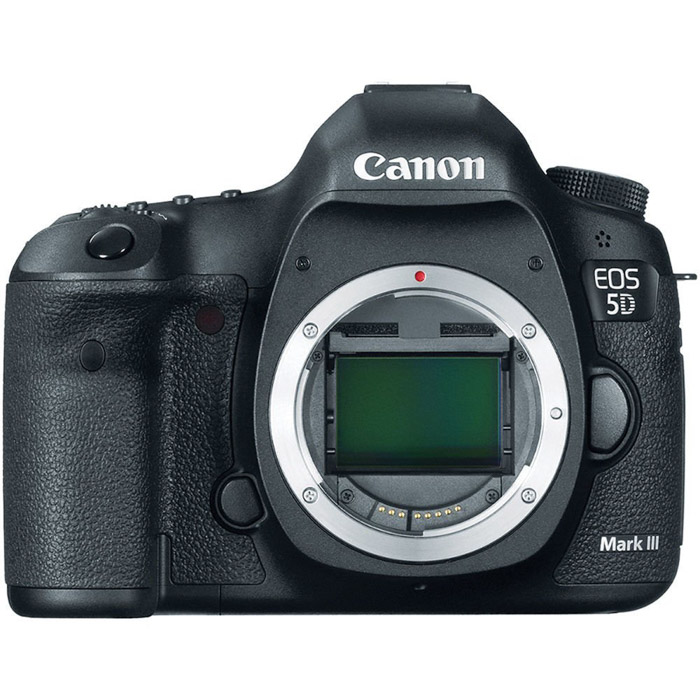 Image of a Canon 5D Mark III. Low light photography.