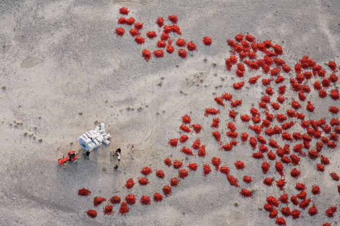 Foto aérea de George Steinmetz