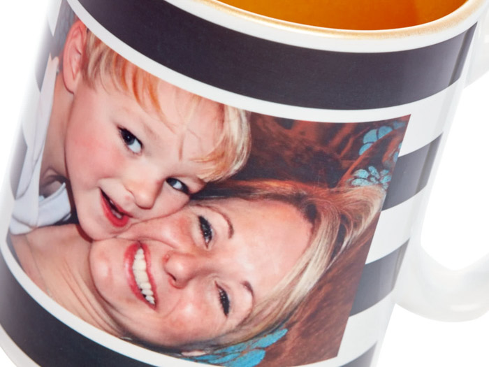 A personalised photo mug - best Christmas gifts for photographers