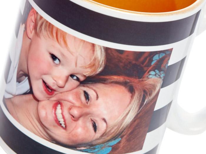 A personalised photo mug - photo gifts - https://www.photobox.co.uk/shop/personalised-mugs