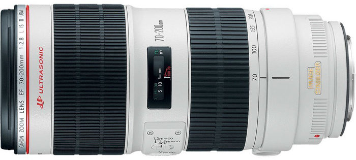 70-200mm lens for wedding photography