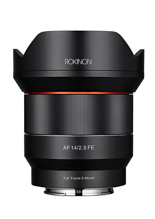 Rokinon 14mm Ultra Wide-Angle f/2.8 IF ED UMC Lens