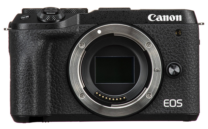 Canon EOS M6 MkII cameras for street photography