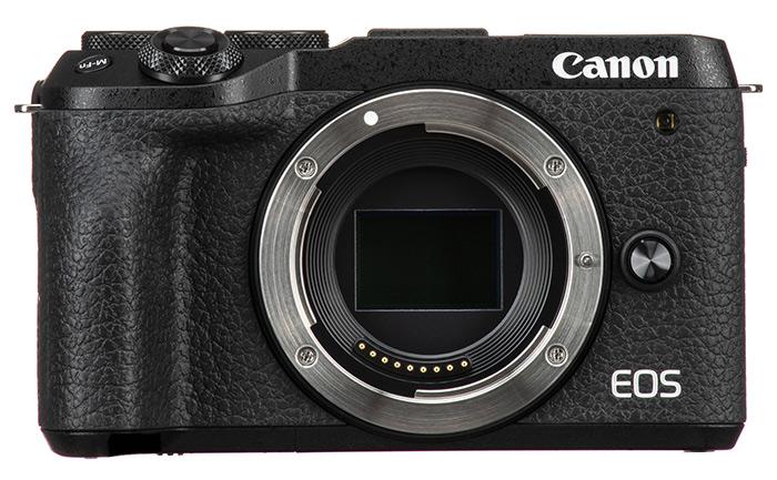 Cámaras Canon EOS M6 MkII para fotografía callejera