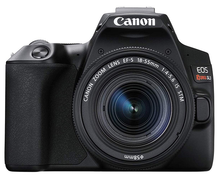 Canon EOS 250D / SL3 street photography cameras