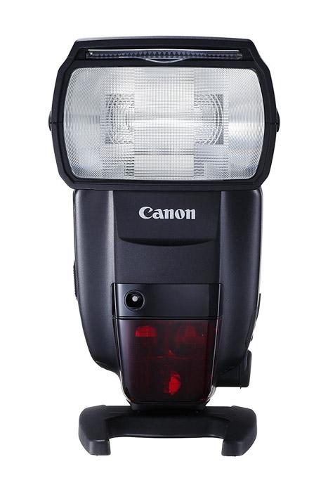 Imagen de una Canon Speedlite 600EX II-RT